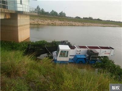 吉林水葫芦收割船