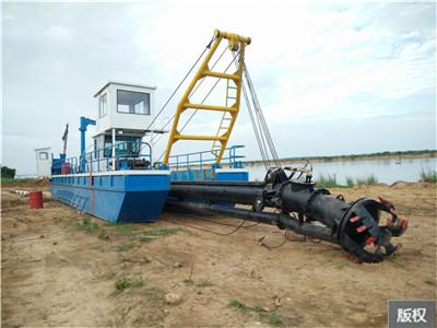 河淤清理设备