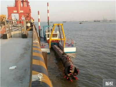 河流水库淤泥清理设备