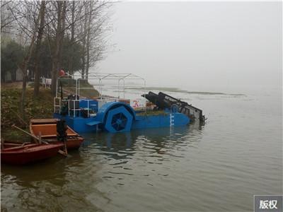 全自动大型割草船
