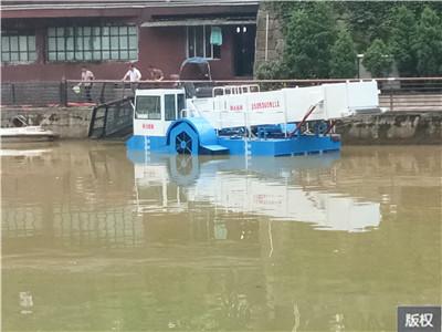 水草收割船|打捞船