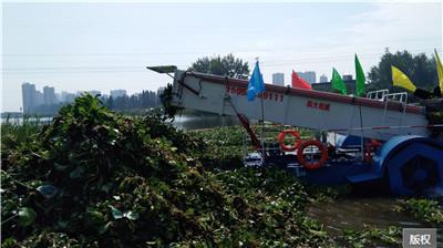 公园河道割草船