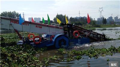 海港垃圾收集船