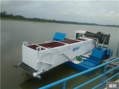 河道水面垃圾收集分类船