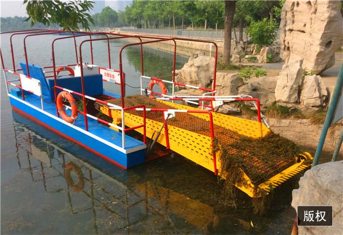 好用的水草收集船
