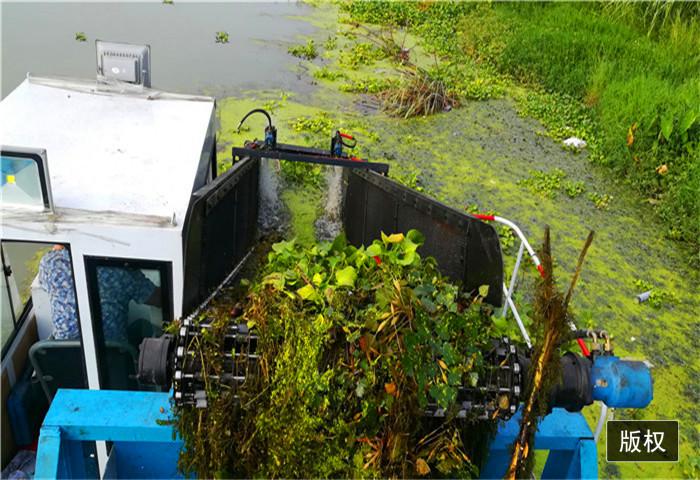 環保機動清漂船