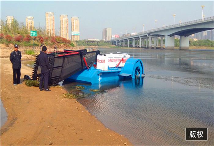 清理河道河面垃圾设备