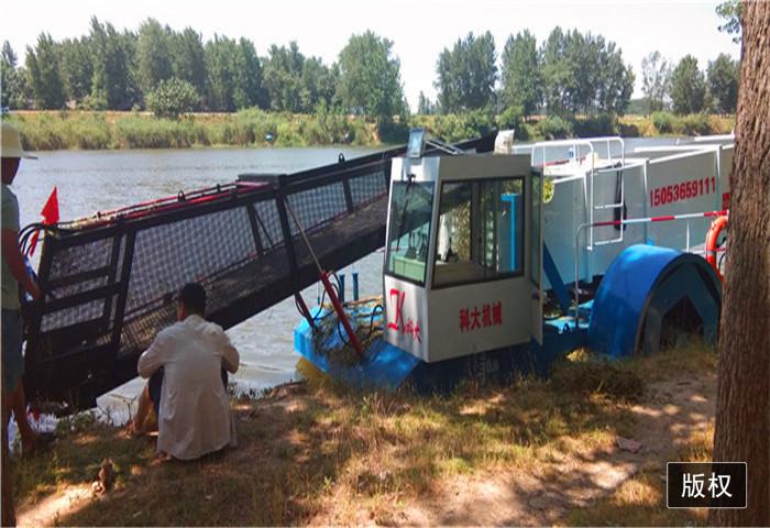 滨州小型割草船