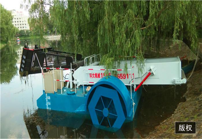 北京大型水面割草船