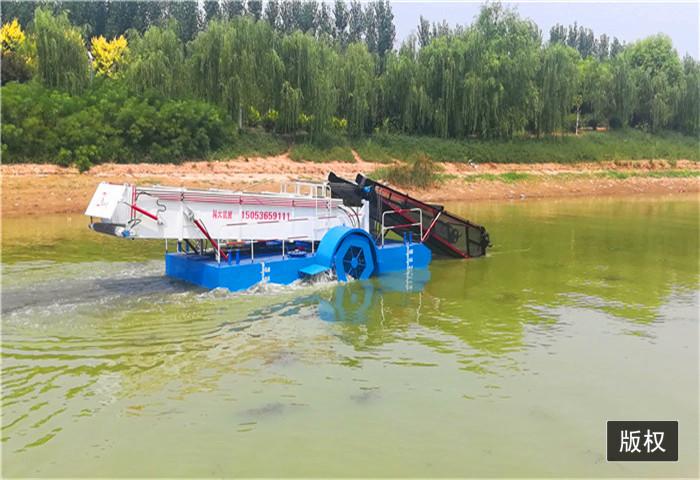 滨州大型割草船