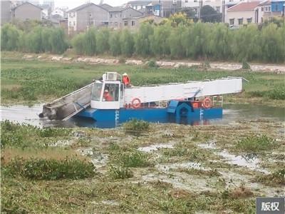 全自动河道保洁船