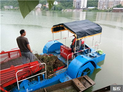 河道水面环保船