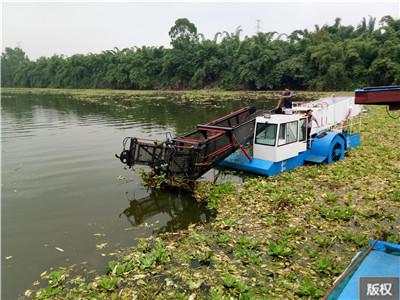 环保清洁船|清漂船|清洁船
