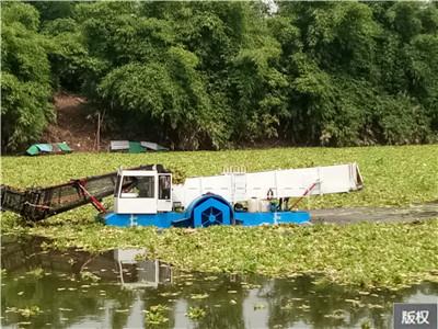 河面浮萍清理船设备