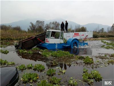 重庆环保工程船|河道保洁船|