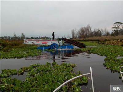 水草收割船割草船