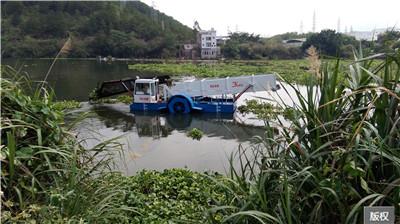 漂浮物打捞船