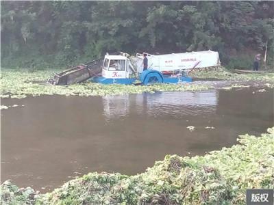 成都河道打捞船