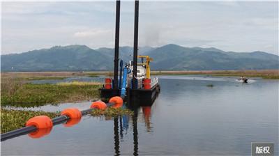 絞吸挖泥船|深水型環保型