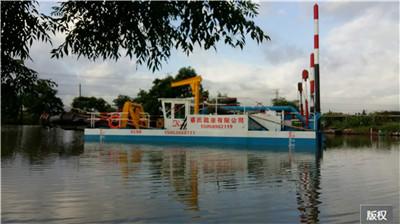 清淤環保船