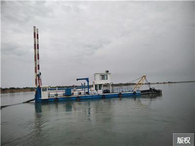 環保絞吸清淤挖泥船|工藝精湛