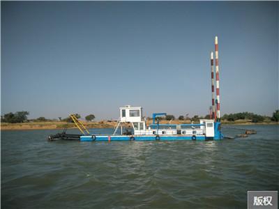 環保絞吸式清淤船|型號|施工方案